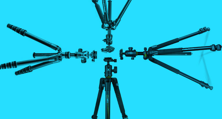 7 Best Camera Tripods for 2019 to Get the Perfect Camera Position Every Time