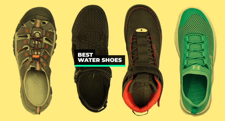 7 Must Have Water Shoes Best for Adrenaline Filled Exploration
