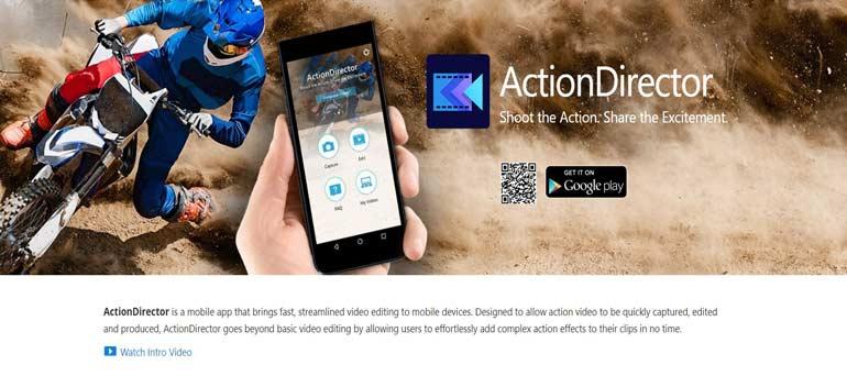 ActionDirector App