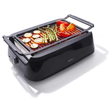 Philips Smoke less Indoor BBQ Grill