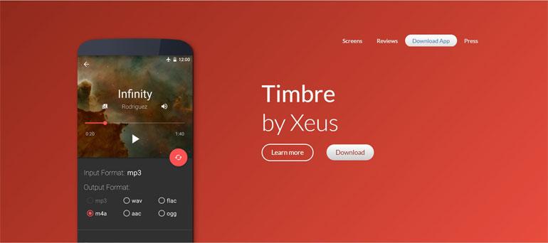 Timbre App