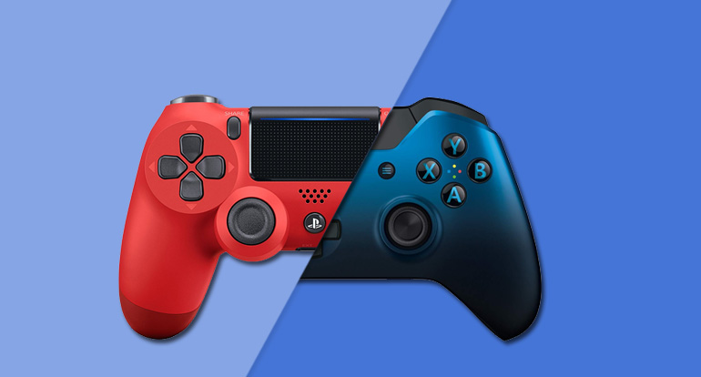 PS4 vs XBOX One Controller Battery Life