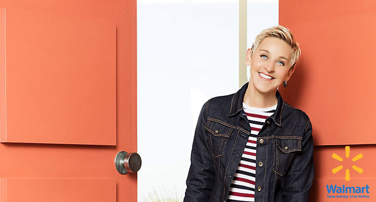 Ellen DeGeneres' 5 Favorite Walmart Things for October