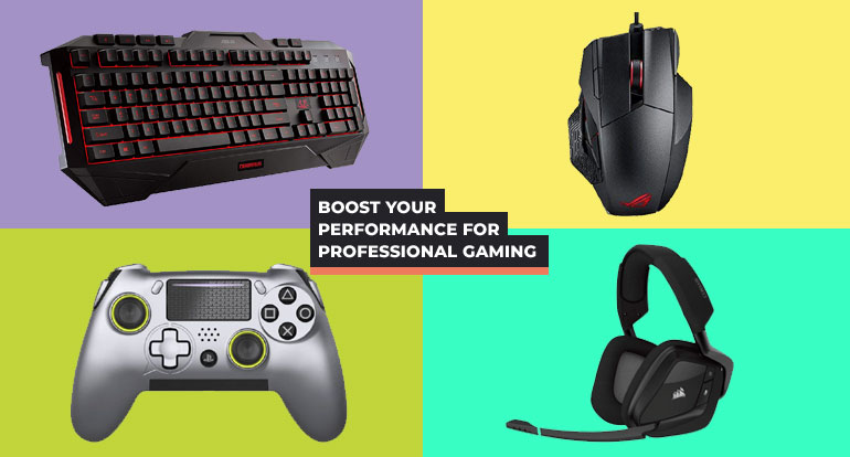 How Gadgets Can Boost Performance for Professional Gaming