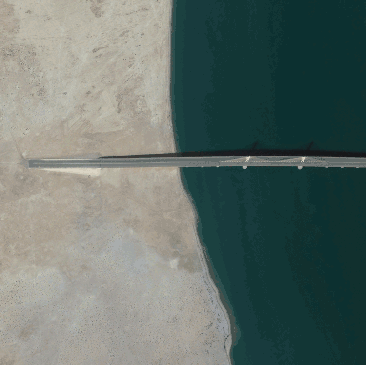 Hodariyat Bridge United Arab Emirates