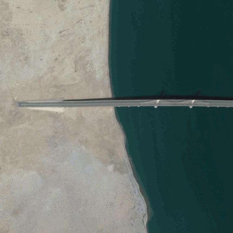 Hodariyat Bridge United Arab Emirates