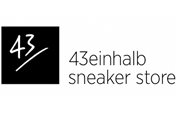 43einhalb Sneaker Store coupons