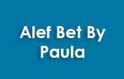Alef Bet By Paula coupons