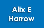 Alix E Harrow Uk coupons