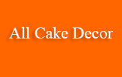 All Cake Decor coupons