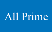 All Prime coupons