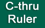 C-thru Ruler coupons