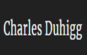 Charles Duhigg coupons