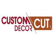 Custom Cut Decor coupons