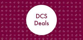 Dcs Deals coupons