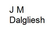 J M Dalgliesh coupons