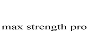 Max Strength Pro coupons