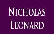 Nicholas Leonard coupons