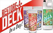 Restore-a- Deck coupons