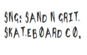 Sand N Grit Skateboard Co. Uk coupons