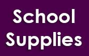 School Supplies coupons