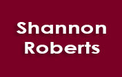 Shannon Roberts coupons