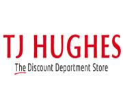 Tj Hughes coupons