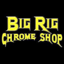 Big Rig Chrome Shop coupons
