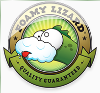Foamy Lizard coupons