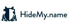 HideMy.name coupons