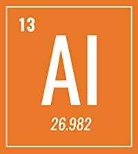 Orange Aluminum coupons