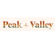 Peak And Valley coupons