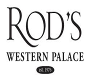 Rod's Western Palace coupons