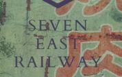 Seven East Railway coupons
