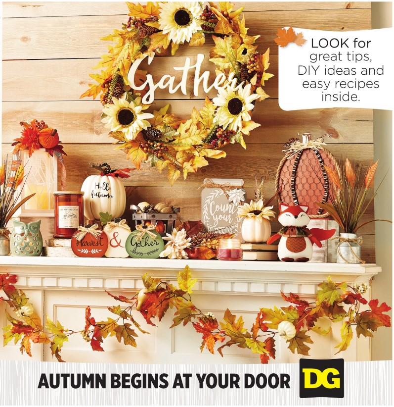 Dollar General Weekly Ad (9/4/19 - 9/10/19) Early Preview