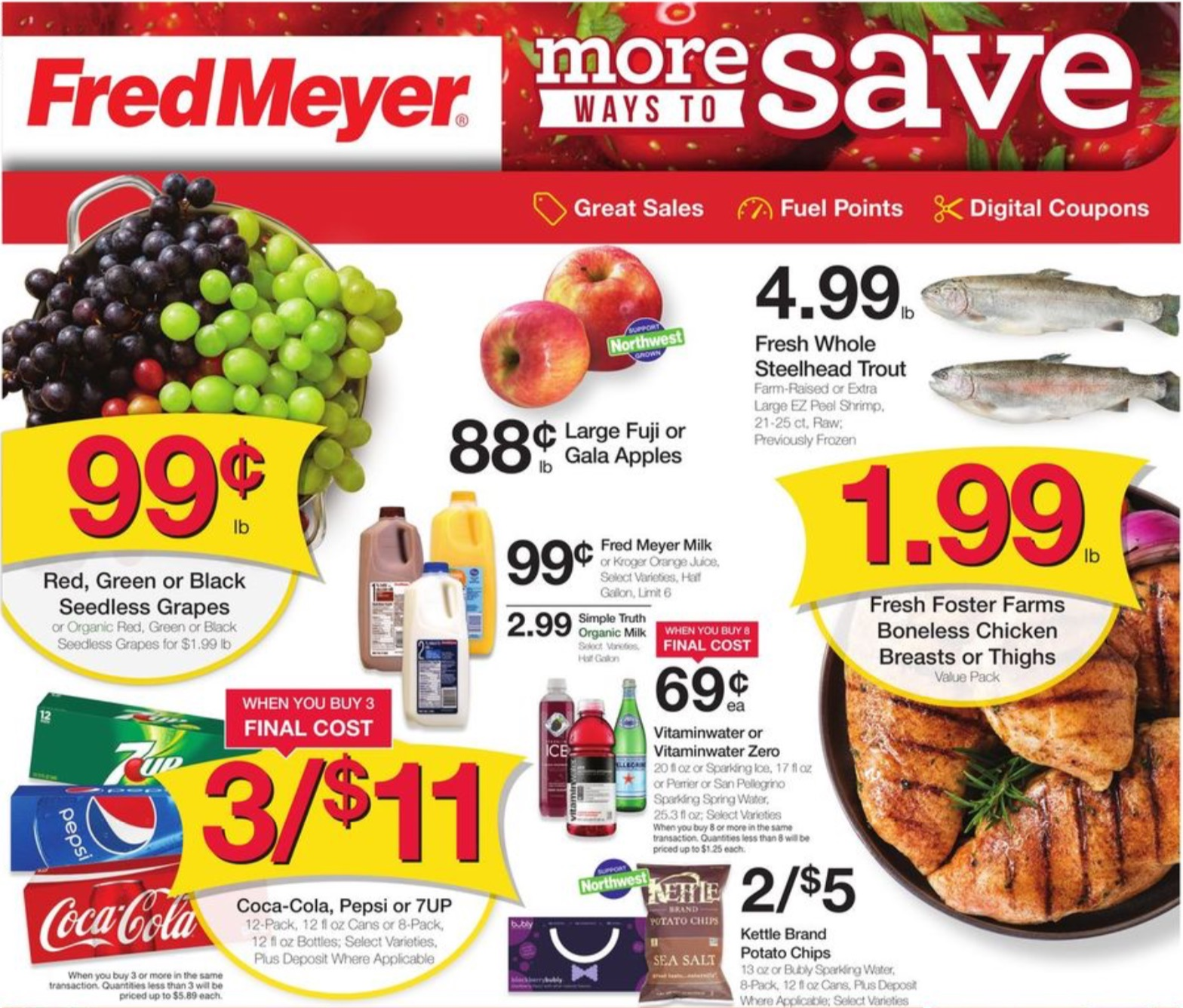 Fred Meyer Weekly Ad (9/18/19 - 9/24/19) Early Preview