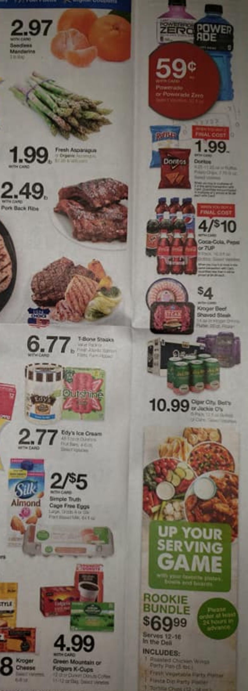 Kroger Weekly Ad (10/2/19 - 10/8/19) Early Preview