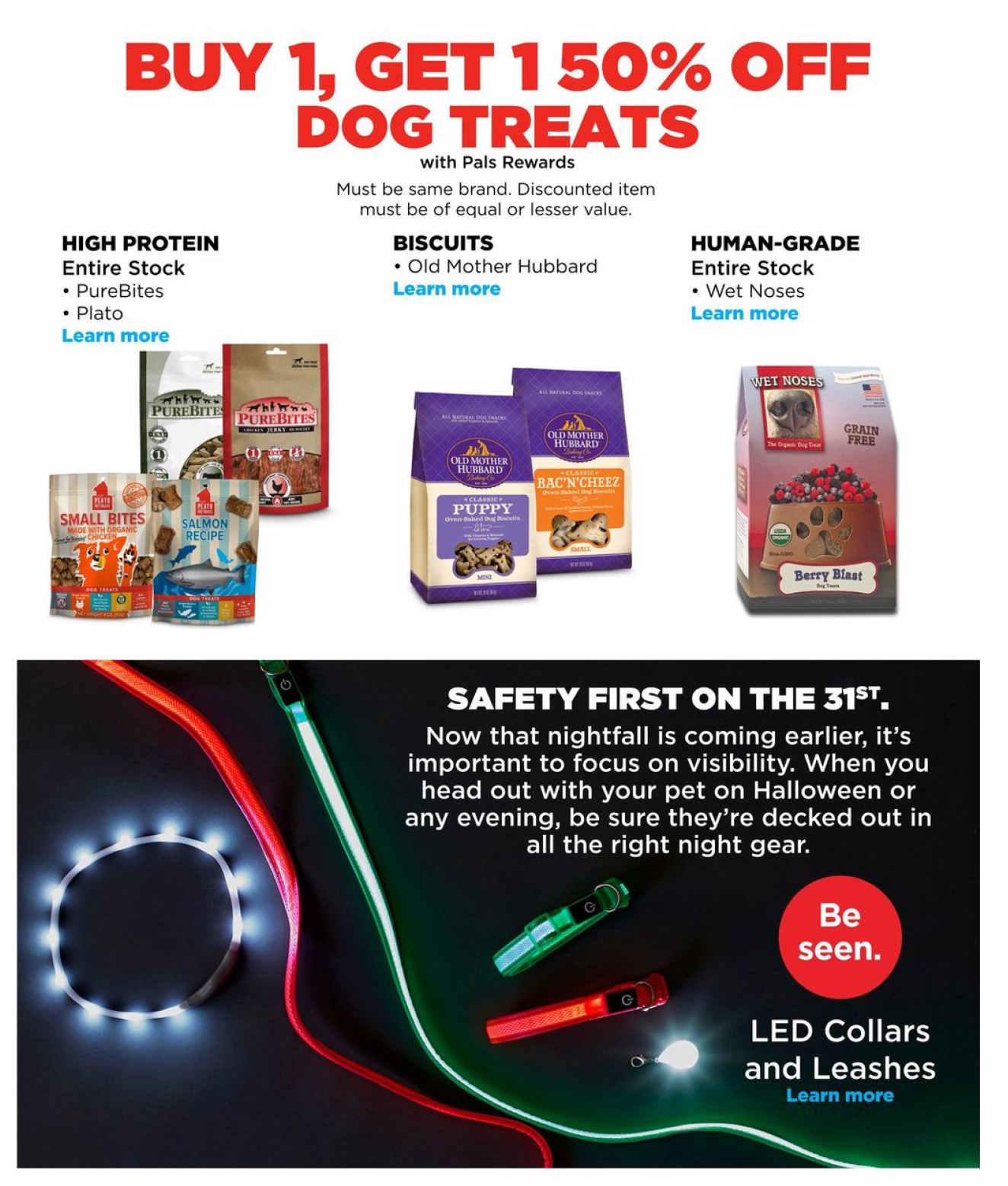 Petco Weekly Ad (9/26/19 - 11/16/19) Early Preview