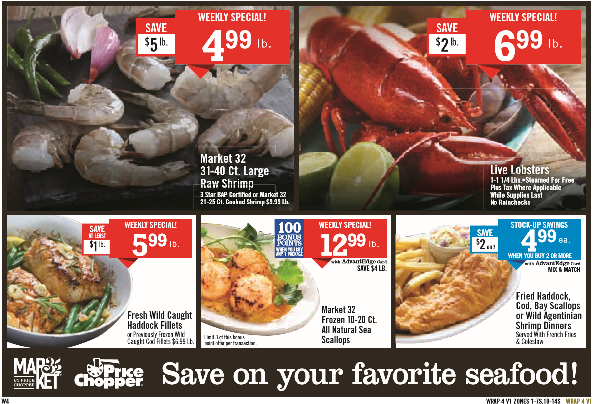 Price Chopper Weekly Ad (9/29/19 - 10/5/19) Early Preview