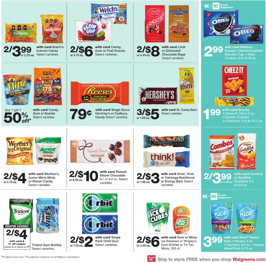 Walgreens Weekly Ad  (9/4/19 - 9/10/19) Early Preview
